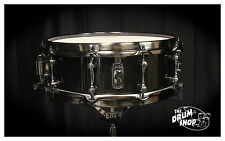 """Mapex Black Panther 14""""x5"""" Black Widow Snare Drum (video demo)"""