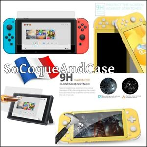Film Verre Trempé Tempered Glass Screen Protection NINTENDO Switch , Switch LiTE