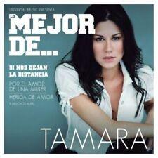 TAMARA - LO MEJOR DE... TAMARA [CD]