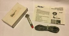 Kele PTX1500PSI Pressure Transmitter, PTX1-11 INCLUDES CABLE (New)