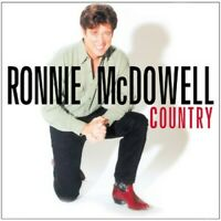 Ronnie McDowell - Country [New CD]