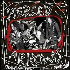 PIERCED ARROWS Straight to the Heart LP rats lollipop shoppe Fred Cole Dead Moon