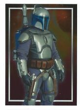 Star Wars Attack Of The Clones Foil Chase Card C5 Topps 2002 Good Condition