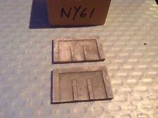 N scale, Concrete Style Twin Track Bridge ABBUTMENTS