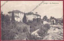 VARESE JERAGO CON ORAGO 03 LA MADONNINA Cartolina viaggiata 1915