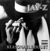 Jay-Z Reasonable Doubt Vinyl 2LP Album OG US 1st Press 1996 RARE !!