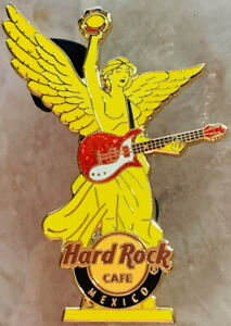 Hard Rock Cafe MEXICO CITY 2012 Statue of Angel Mexican INDEPENDENCE PIN #69917