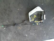 08 RAV4 5DR DOOR LOCKING LOCK MECH MECHANISM LEFT REAR NEAR SIDE