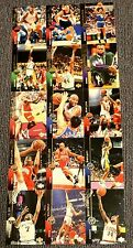 Basketball 1995 Upper Deck Mixed players NBA 15 Official Card lot