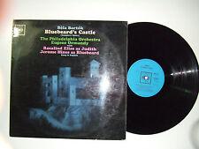 Eugene Ormandy,Béla Bartók-Bluebeard'S Castel -Disco 33 Giri LP MONO Stampa UK