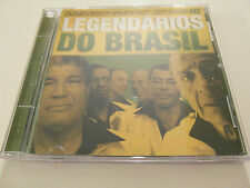 Legendarios Do Brazil (CD Album) Used Very Good