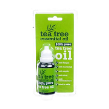 30ml Bottle 100% Pure Tea Tree Oil Antiseptic Anti Fungal Virus Essential Oils