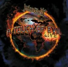 JUDAS PRIEST - A TOUCH OF EVIL: LIVE NEW CD