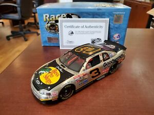 1998 Dale Earnhardt #3 Bass Pro Shops Brushed Metal RFO 1:24 NASCAR Action MIB