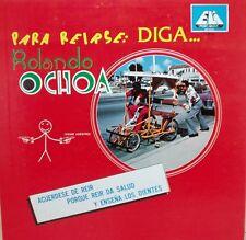 Para Reirse  Diga  Rolando Ochoa LP