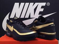 DS 2008 Nike Air Classic BW UK6.5 EU40.5 Black Gold Max Skepta 1 B 95 97 OG RARO