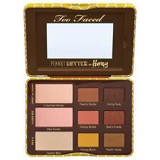 Too Faced Peanut Butter & Honey Creamy & Decadent Eye Shadow Palette