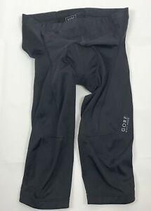 Gore Bike Wear Cycling Shorts Women's Size 42 XL Black Padded Bike Pants