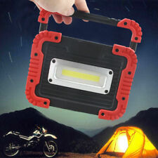 30W COB LED Work Light Waterproof USB Rechargeable Emergency Flood Lamp Outdoor