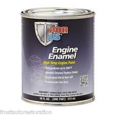 POR15 Ford Red Engine Enamel Paint 473ml Rich Colour Pigment High Solids POR 15