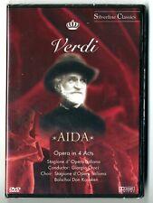 DVD / VERDI - AIDA (MUSIQUE CONCERT) NEUF SOUS BLISTER