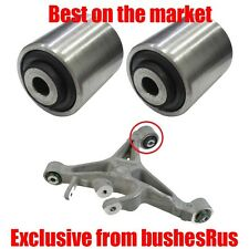 Lincoln LS Rear Lower Control Arm  Bushing Bushings SET of 2 for two arms