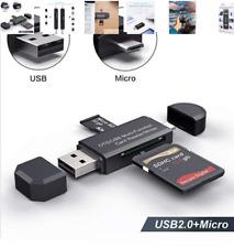OTG - USB Multi-Function Card Reader-Writer.