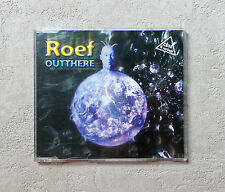 "CD AUDIO MUSIC / ROEF ""OUTTHERE"" CDM 1997 4T FULL ACE MUSIC FAM 30419-2 ELECTRO"