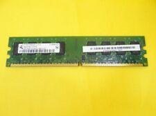 Infineon Arbeitsspeicher HYS64T256020EU-2.5-C2/ 2GB/PC2-6400/ DDR2 SDRAM /800MHz