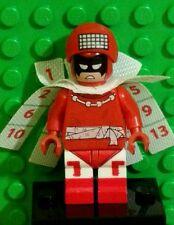 LEGO Batman Movie Calendar Man Minifigure custom style 70903 Mini Calendarman