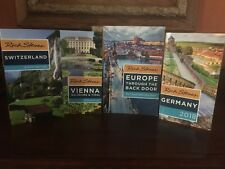 Rick Steves: Europe through the Back Door, Switzerland, Germany, and Vienna