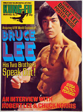 Kung-Fu Monthly Poster Magazine (His Two Brothers Speak Out!), Monthly No 17