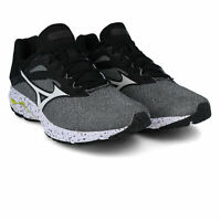 Mizuno Mens Wave Rider 23 Running Shoes Trainers Sneakers - Grey Sports