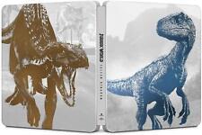 Pelicula Sony (Universal) Blu-ray Jurassic World el Reino Caído (edición ...