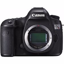 "Canon EOS 5DS R Body 50.6mp 3.2"" DSLR Camera New Cod Agsbeagle"