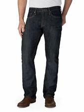 Neuf Signature Par Levi's Homme S51 Premium Droit Jambe Flexible Extensible Jean