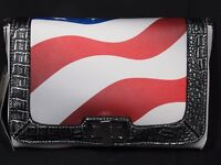 Mossy Oak AMERICAN FLAG Messenger Handbag Purse LIQUIDATION PRICED BLOWOUT SALE