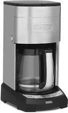 Cuisinart Elite 12-Cup Programmable Coffeemaker Stainless Steel DCC-3650