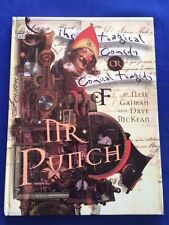 THE TRAGICAL COMEDY OR COMICAL TRAGEDY OF MR. PUNCH- 1ST. AM. ED. BY NEIL GAIMAN