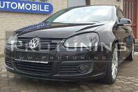 Valance for VW Golf V mk5 Front Bumper spoiler addon under bumper splitter lip