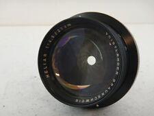 Voigtlander 21cm 210mm f4.5 Heliar Barrel Lens Sinar Linhof Toyo Braunschweig