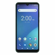 UNLOCKED Telstra ZTE Essential Pro 2 (4GX, Blue Tick, 32GB/2GB) - Dark Green