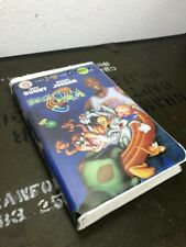 Space Jam VHS Tape 1997 Used With Case