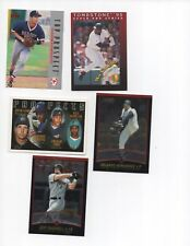 Lot Of 10 MLB Cards. Bagwell ,Greinke, Halladay, Martinez, Guerrero, Colon +++++