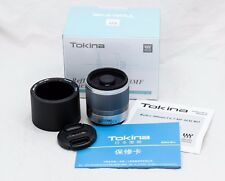 Tokina 300mm f6.3 MF Macro Mirror Lens Micro Four Thirds