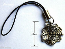 dragonfly insect phone or bag charm