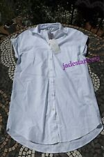 Zara Long White Shirt XS Extra Small 6 New