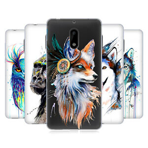 OFFICIAL PIXIE COLD ANIMALS SOFT GEL CASE FOR NOKIA PHONES 1