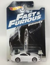 """Hot Wheels Fast & Furious """"The Fast And The Furious"""" '94 Toyota Supra 7/8 Car"""