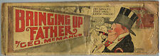 Bringing Up Father by Geo. George McManus 1917 Comic Strip Rare Antique Book! $